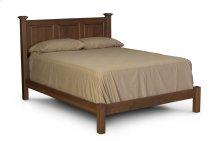 Raised-Panel Bed, California King