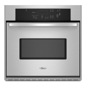 WHIRLPOOL30-inch Single Wall Oven with AccuBake(R) Temperature Management System