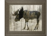 Camouflage Animals- Moose By Tania Bello Product Image