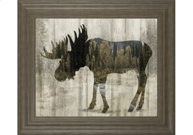 Camouflage Animals- Moose By Tania Bello
