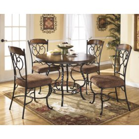 Nola Round DRM Table Set 5/CN