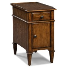 Townsend Chairside Chest