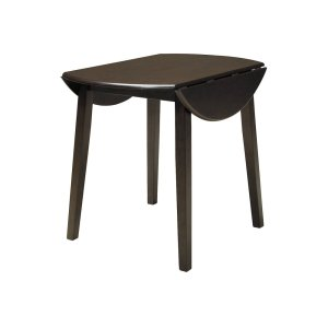 AshleySIGNATURE DESIGN BY ASHLEYRound DRM Drop Leaf Table