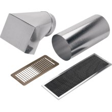 Optional Non-Duct Kit for Broan PM250SSP Power Pack