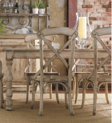 Wakefield Rectangle Leg Dining Table