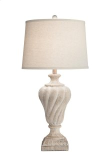 Padma Washed Finish Urn Table Lamp