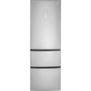 GEGE(R) 11.9 Cu. Ft. Bottom-Freezer Refrigerator