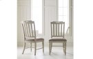 Brookhaven-Vietnam Slat Back Side Chair Product Image