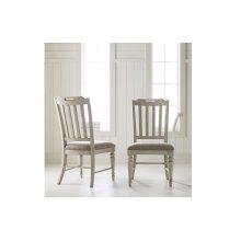 Brookhaven-Vietnam Slat Back Side Chair