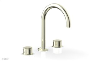BASIC II Widespread Faucet 230-01 - Burnished Nickel