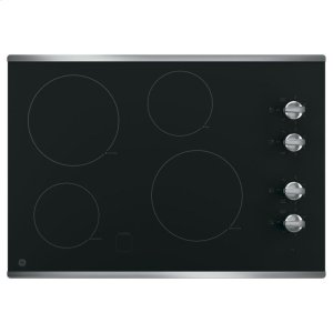 "GEGE(R) 30"" Built-In Knob Control Electric Cooktop"