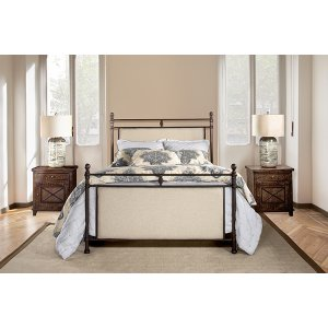 Ashley Bed (bed Frame Not Included) - King