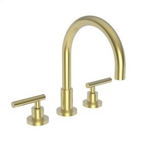Satin Brass - PVD Kitchen Faucet
