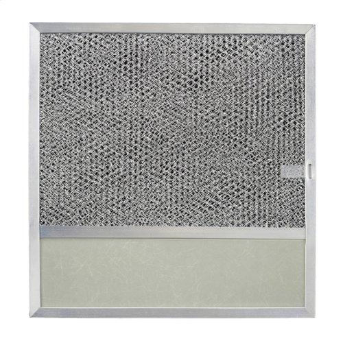 "Aluminum Filter with Light Lens, 11-3/4"" x 13-7/16"""