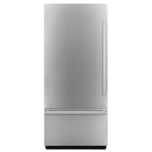 "Jenn-AirNOIR 36"" Fully Integrated Built-In Bottom-Freezer Refrigerator Panel-Kit"