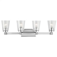 Audrea Collection Audrea 4 Light Bath Light CH