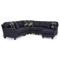 ANNABEL SECT1 Stationary Sofa Product Image