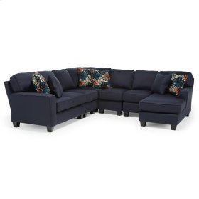 Annabel Modular Sectional (Flair Arm)