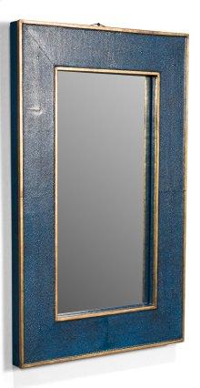 Lowell Blue Mirror