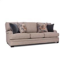 Sofa With 4 Pillows