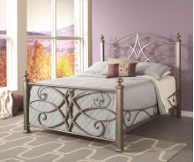 Queen Headboard & Footboard