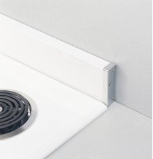 "Optional Backguard for 27"" Drop-In Electric Range"