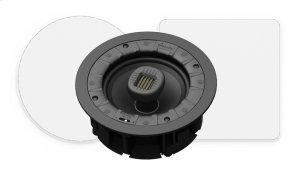 """Invisa 525 5-1/4"""" Round In-Ceiling/In-Wall Loudspeaker (ea)"""