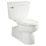 American StandardYorkville 1.1 gpf FloWise Elongated Pressure Assisted Toilet - White