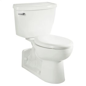Yorkville 1.1 gpf FloWise Elongated Pressure Assisted Toilet - White