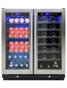 30-Inch Wine & Beverage Cooler