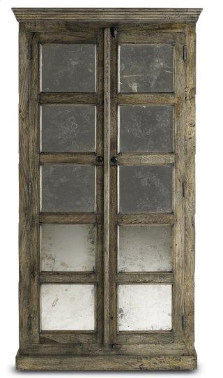 Kinsett Cabinet - 82h x 16.25d x 43w