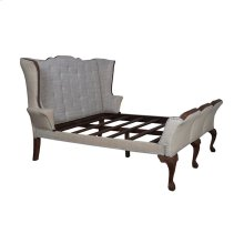 JEFFERSON KING SLEIGH BED