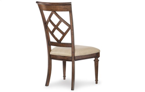 Latham Diamond Back Side Chair