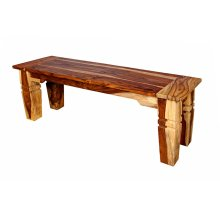 Tahoe Dining Bench, ISA-9016