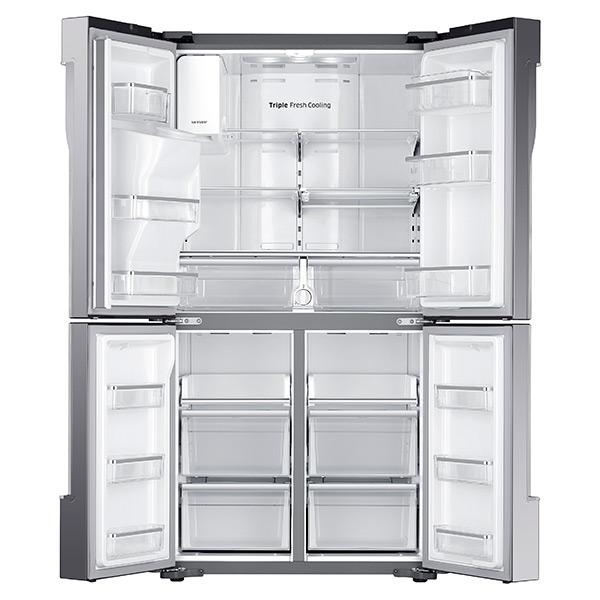 Ft. Counter Depth 4 Door Flex Refrigerator With Flexzone