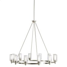 Circolo Collection Circolo 12 Light Chandelier - NI