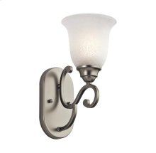 Camerena Collection Camerena 1 Light Wall Sconce NI