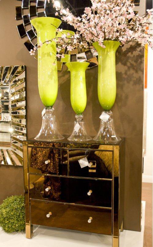 Copper Mirrored Cabinet
