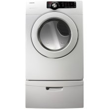 7.3 cu. ft. Sensor Dry Electric Dryer (This is a Stock Photo, actual unit (s) appearance may contain cosmetic blemishes. Please call store if you would like actual pictures). This unit carries our 6 month warranty, MANUFACTURER WARRANTY and REBATE NOT VALID with this item. ISI 32639