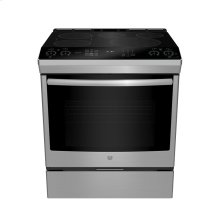 Slide In Front Control Induction 5.3 cu ft Self-Cleaning Range