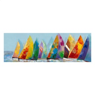 Sail Away Wall Art