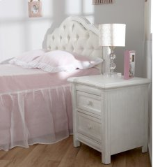Cristallo Nightstand