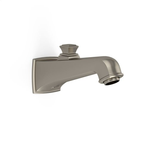 Connelly Diverter Tub Spout - Brushed Nickel