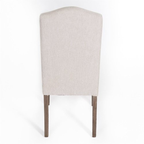 Uph Side Chair - Tan (RTA)