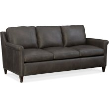 Bradington Young Timber Stationary Sofa 8-Way Hand Tie 547-95