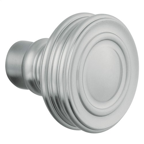 Satin Chrome 5066 Estate Knob