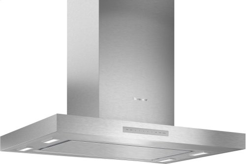 42-Inch Masterpiece® Box Island Hood with 600 CFM