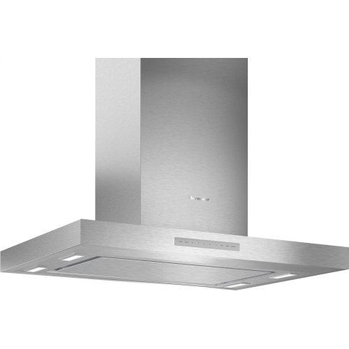 36-Inch Masterpiece® Box Island Hood with 600 CFM