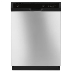 Heavy-Duty Dishwasher with 1-Hour Wash Cycle - STAINLESS STEEL