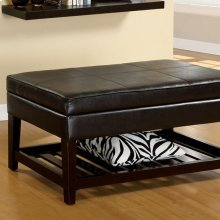 Ramona Storage Bench